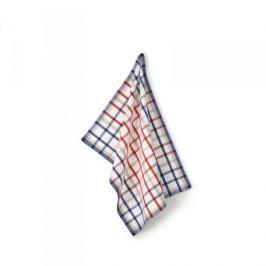 Ręcznik kuchenny bawełniany KELA FRIDA SYMMETRY WIELOKOLOROWY 70 x 50 cm Ręczniki