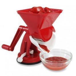 Przecierak / Maszynka do pomidorów plastikowa RIGAMONTI VELOX CZERWONY