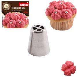 Tylka cukiernicza do dekoracji ciast i tortów metalowa ROSYJSKA LIŚCIE Pozostałe przybory do gotowania i pieczenia