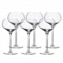 Kieliszki do wina musującego szklane ROYAL LEERDAM EXPERT COLLECTION 290 ml 6 szt.