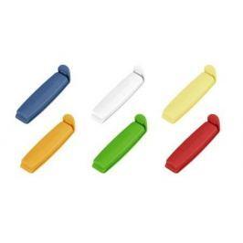 Klipsy do zamykania torebek plastikowe TESCOMA BASIL MINI 6 szt. Drobne akcesoria kuchenne
