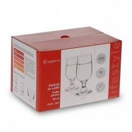 Kieliszki do wódki szklane KROSNO VIVAT 50 ml 6 szt.