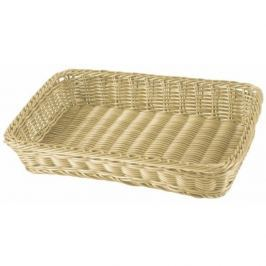 Koszyk na chleb i pieczywo AMBITION SANTE NATURAL PROSTOKĄT 33 x 24 cm