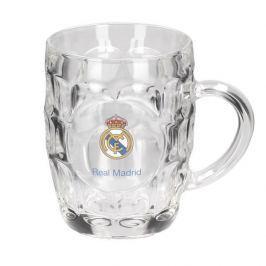Kufel do piwa szklany REAL MADRID 500 ml