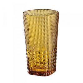 Szklanka do napojów szklana CILIO CRYSTAL LINE MIEDZIANA 400 ml