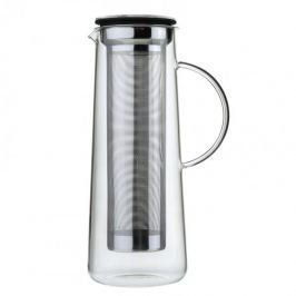 Dzbanek do herbaty szklany z zaparzaczem ZASSENHAUS AROMA BREW Dzbanki i imbryki