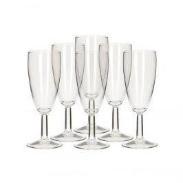 Komplet 6 kieliszków do szampana LUMINARC THE MUST 145 ml Kieliszki