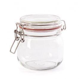 Słoik na przyprawy szklany z klipsem TESCOMA DELLA CASA LOW 0,6 l Inne naczynia kuchenne