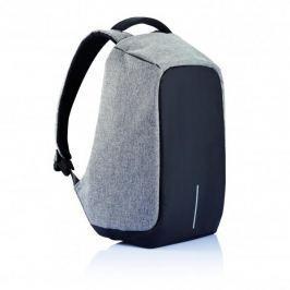 Plecak antykradzieżowy poliestrowy XDDESIGN BOBBY XL SZARY
