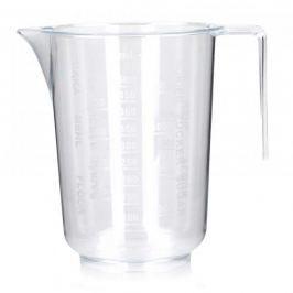 Miarka kuchenna plastikowa BIAŁY 0,5 l Drobne akcesoria kuchenne