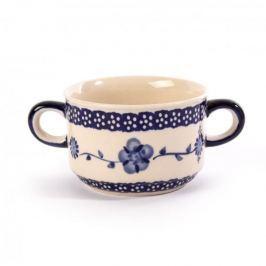 Bulionówka ceramiczna GU-900 DEK. 273 Bolesławiec 260 ml Inne naczynia kuchenne