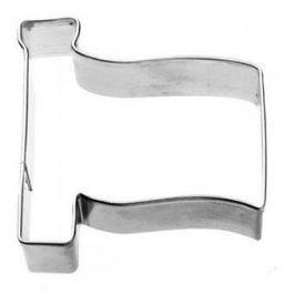 Foremka / Wykrawacz do ciastek metalowy BIRKMANN FLAGA 6,5 cm