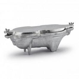 Szynkowar aluminiowy PROSIAK SREBRNY 1,2 l