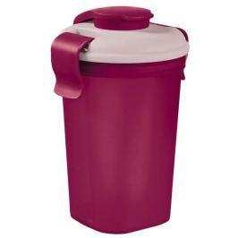 Bidon plastikowy CURVER LUNCH AND GO FIOLETOWY 0,6 l