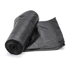 Worki na śmieci z taśmą plastikowe JAN NIEZBĘDNY CLASSIC CZARNE 60 l 12 szt.