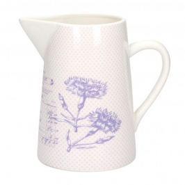 Mlecznik / Dzbanek do mleka porcelanowy GRACE 1000 ml
