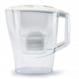 Dzbanek do filtrowania wody plastikowy BRITA ALUNA BIAŁY 2,4 l