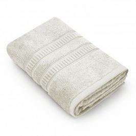 Ręcznik łazienkowy bambusowy MISS LUCY BAMBUS LUIS ECRU 50 x 90 cm