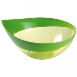 Miska / Salaterka plastikowa SNIPS ELITE CIOTOLA ZIELONA 0,5 l