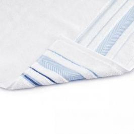 Ręcznik łazienkowy bawełniany MISS LUCY GOTLANDIA BIAŁY 50 x 90 cm