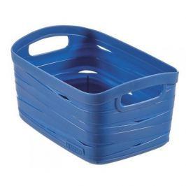 Koszyk plastikowy CURVER RIBBON XS NIEBIESKI