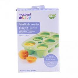 Pojemnik na jedzenie dla dzieci silikonowy MASTRAD POMARAŃCZOWY 60 ml
