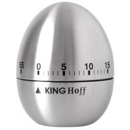 Minutnik kuchenny stalowy KINGHOFF JAJKO 7,5 cm