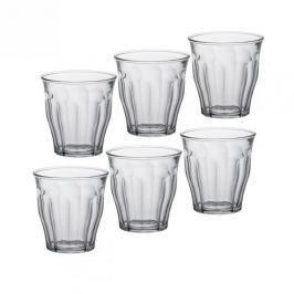 Szklanki do napojów szklane DURALEX PICARDIE 130 ml 6 szt.