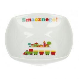 Miska / Salaterka dla dzieci ceramiczna CERAMIKA TUŁOWICE MIASTO 0,4 l