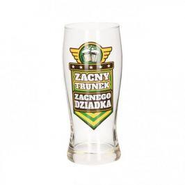 Szklanka do piwa PAN DRAGON DZIADEK 600 ml