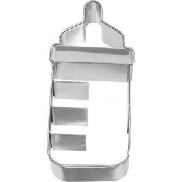Foremka / Wykrawacz do ciastek metalowy BUTELKA ZE SMOCZKIEM 7,5 cm