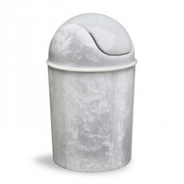 Kosz na śmieci plastikowy UMBRA MINI CAN SZARY 5 l