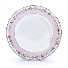 Talerz deserowy porcelanowy VERONICA BIAŁY 19 cm