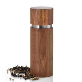 Młynek do pieprzu i soli drewniany ręczny ADHOC PROFI XTRA 19 cm