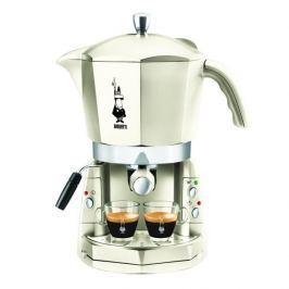 Ekspres do kawy ciśnieniowy plastikowy BIALETTI MOKONA WHITE BIAŁY
