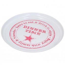Taca emaliowana SSW DINNER TIME MIX KOLORÓW 39,5 cm
