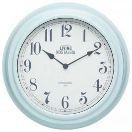 Zegar ścienny KITCHEN CRAFT LIVING NOSTALGIA MIĘTOWY 25,5 cm