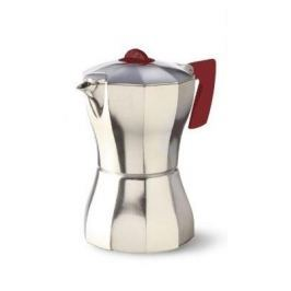 Kawiarka aluminiowa ciśnieniowa ACCADEMIA MUGNANO PRESTIGE - kafetiera na 6 filiżanek espresso