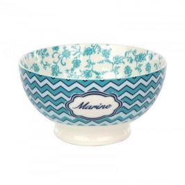 Miska / Salaterka porcelanowa MARINE MIX WZORÓW 0,5 l