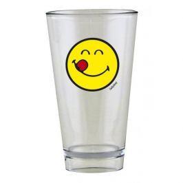 Szklanka do napojów ZAK DESIGNS YUMMY SMILEY 300 ml