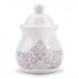 Cukiernica ceramiczna FLORINA BONA BIAŁA 250 ml