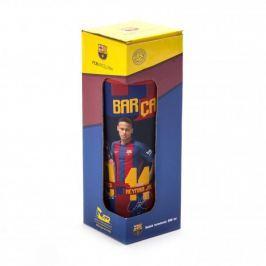 Kubek termiczny stalowy FC BARCELONA MESSI GRANATOWY 0,4 l