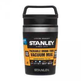 Kubek termiczny stalowy STANLEY ADVENTURE CZARNY 230 ml