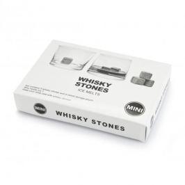 Kamienie / Kamienne kostki lodu do whisky i drinków wielokrotnego użytku WHISKY STONES ( 9 szt.)