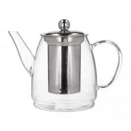 Dzbanek do herbaty szklany z zaparzaczem KINGHOFF TEA 0,9 l