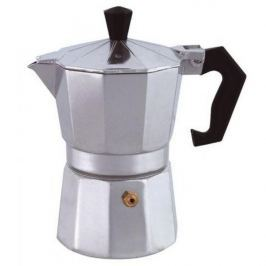 Kawiarka aluminiowa ciśnieniowa DOMOTTI MOCCA - kafetiera na 6 filiżanek espresso