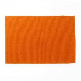 Mata stołowa / Podkładka na stół bawełniana KELA PUR POMARAŃCZOWA 48 x 33 cm