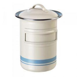 Pojemnik na żywność ze stali nierdzewnej JAMIE OLIVER KITCHEN KREMOWY