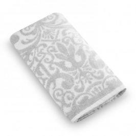 Ręcznik kąpielowy bawełniany MISS LUCY LORIDA BIAŁY 70 x 140 cm