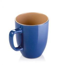 Kubek ceramiczny TESCOMA CREMA SHINE NIEBIESKI 300 ml
